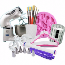 Cake Equipment & Cutters